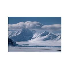 Coronation Island - Antarctic Rectangle Magnet