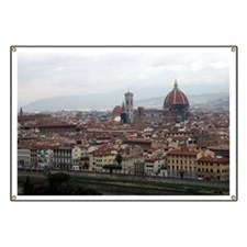 Florence Cityscape Banner