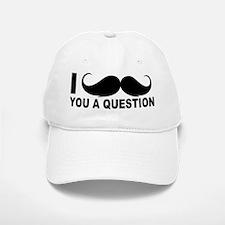 I mOustache Baseball Baseball Cap