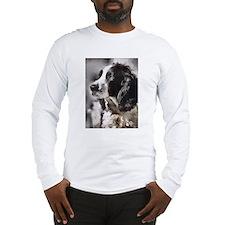 English Sp;ringer Spaniel Long Sleeve T-Shirt
