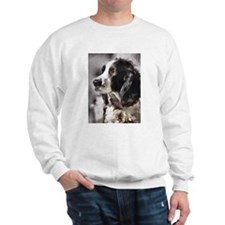 English Sp;ringer Spaniel Sweatshirt