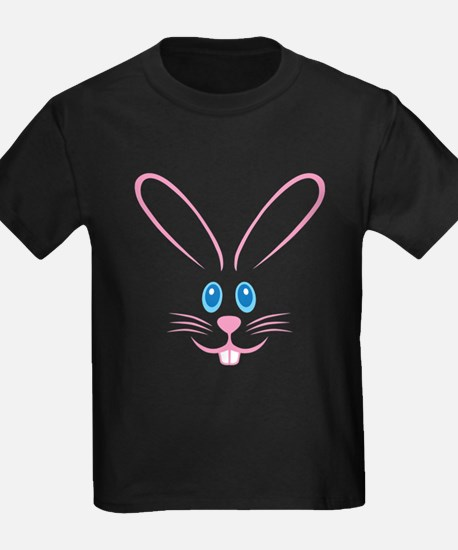 Pink Bunny Face T