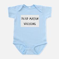 Dead Man Walking (nd) Infant Bodysuit