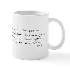 Step Lively Mug