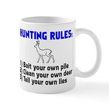 Hunting Rules Mug