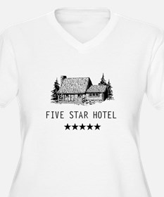 Five star hotel cabin T-Shirt