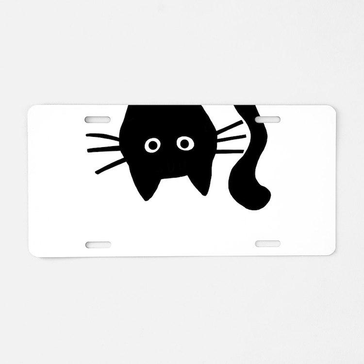 Cute Animals Aluminum License Plate