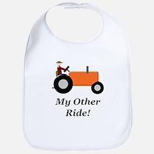 My Other Ride Orange Bib
