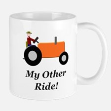 My Other Ride Orange Mug
