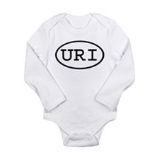 URI Oval Body Suit