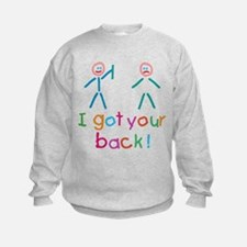 I Got Your Back Fun Sweatshirt