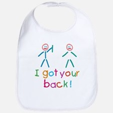 I Got Your Back Fun Bib