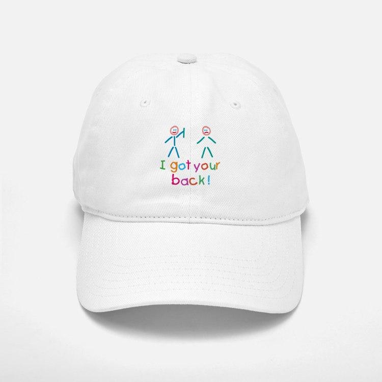 I Got Your Back Fun Baseball Baseball Cap