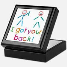 I Got Your Back Fun Keepsake Box