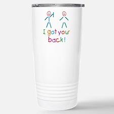 I Got Your Back Fun Travel Mug