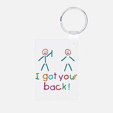 I Got Your Back Fun Keychains