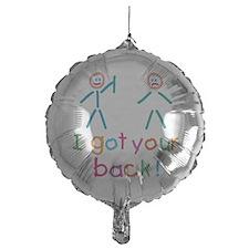 I Got Your Back Fun Balloon