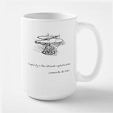 vinci_helico_cita_2000.png Large Mug
