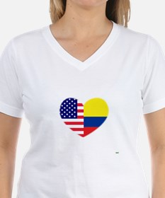 INF-colombia_half T-Shirt