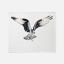 Osprey_b2000.png Throw Blanket
