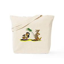 WaHiNe WiTh KaNgArOO Tote Bag