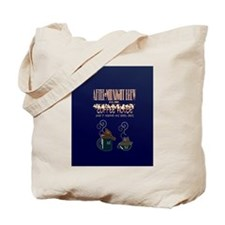 After Midnight Brew Speakeasy Tote Bag