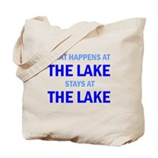 What happens at the lake stays at the lake Tote Ba