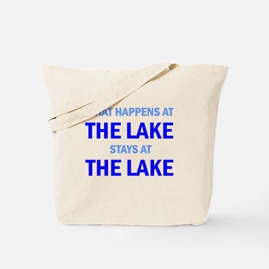 What happens at the lake stays at the lake Tote Ba