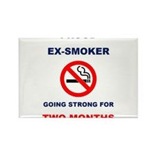 Proud Ex-Smoker - Going Strong for two Months Rect