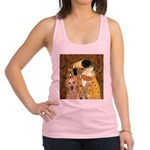 TheKiss-Golden (K) Racerback Tank Top