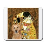 TheKiss-Golden (K) Mousepad