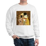 TheKiss-Golden (K) Sweatshirt