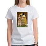 TheKiss-Golden (K) Women's T-Shirt