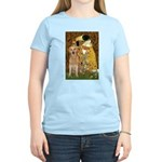 TheKiss-Golden (K) Women's Light T-Shirt