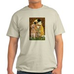 TheKiss-Golden (K) Light T-Shirt
