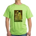 TheKiss-Golden (K) Green T-Shirt