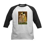 TheKiss-Golden (K) Kids Baseball Jersey