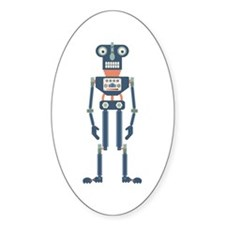 Hydraulic Robot Decal