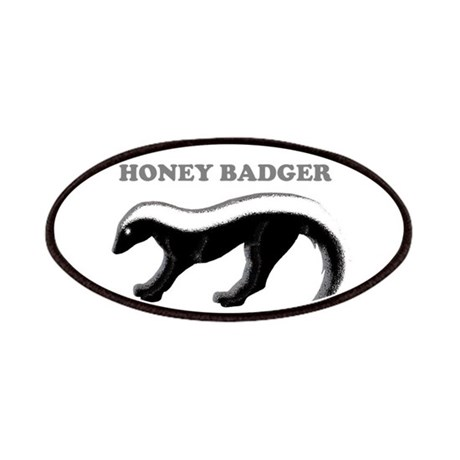 HONEY BADGER Patches