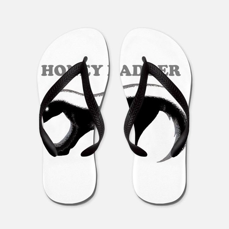 HONEY BADGER Flip Flops