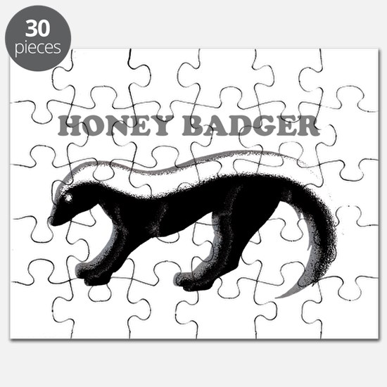 HONEY BADGER Puzzle