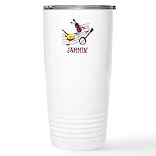 Jammin Travel Coffee Mug