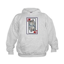Queen of Hearts Hoodie