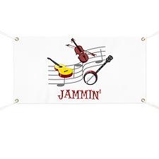 Jammin Banner