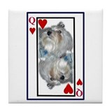 Dogs playing poker queen Home Accessories