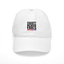 Gravity Never Fails Baseball Cap