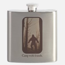 Unique Cryptozoology Flask
