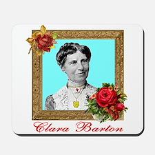Clara Barton - Nurse Mousepad