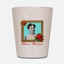 Clara Barton - Nurse Shot Glass