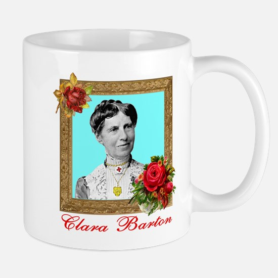 Clara Barton - Nurse Mug